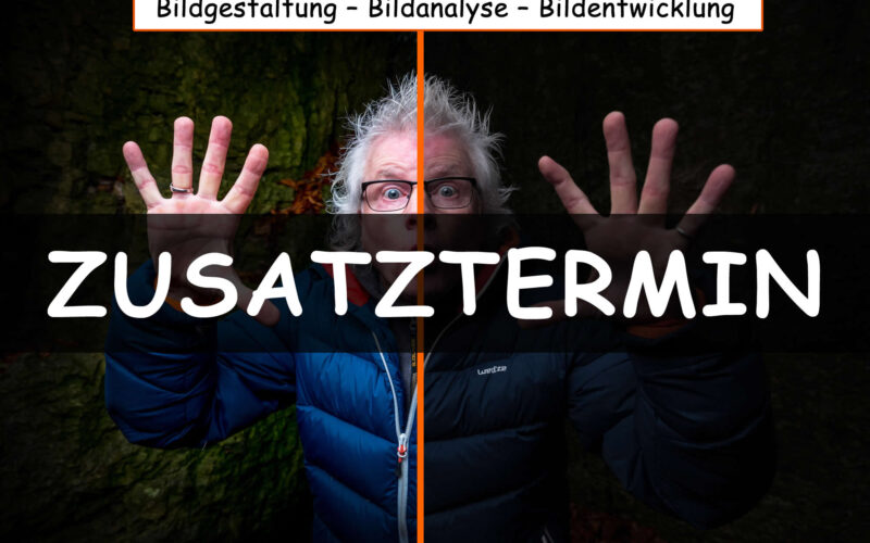 """5 Tage Fränkische Schweiz FAB4 """"Bildfinale – Mach mehr aus deinem Bild"""" 1/4 Plätze"""