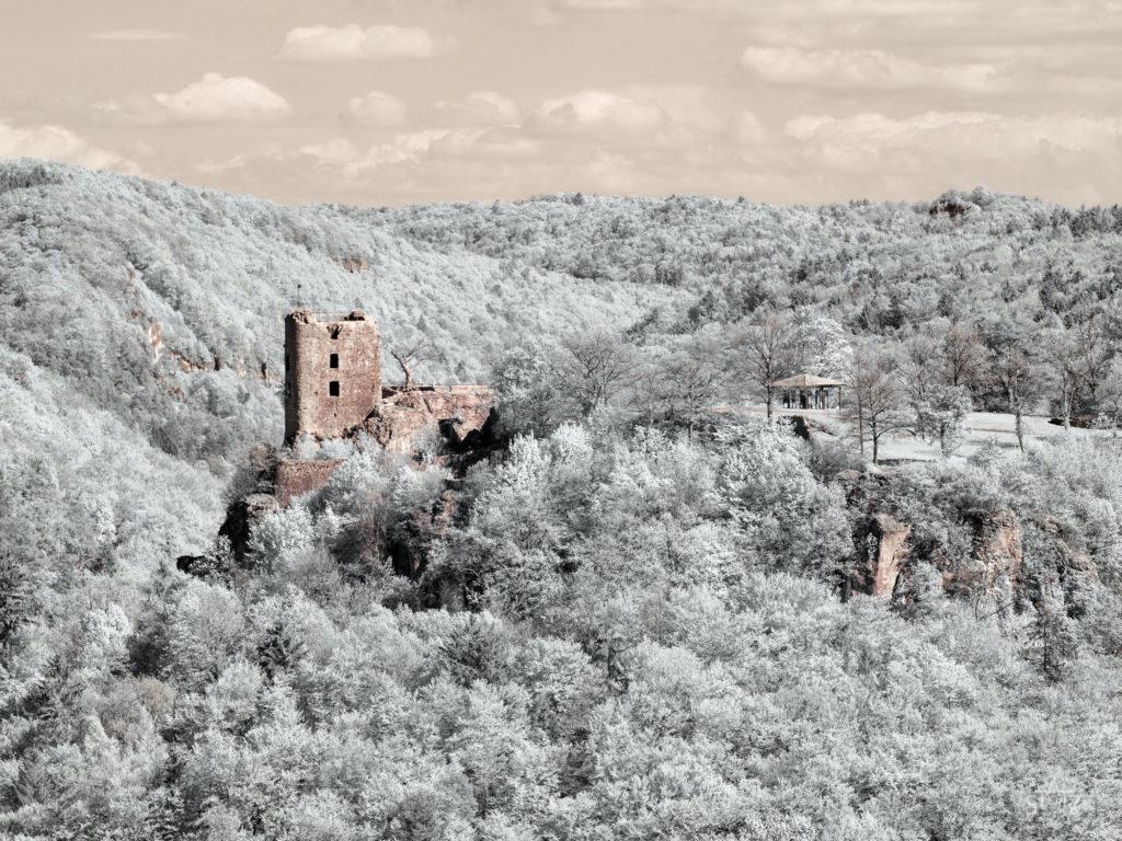 Uwe Statz - Fotografie - fränkische Schweiz - Infrafrot