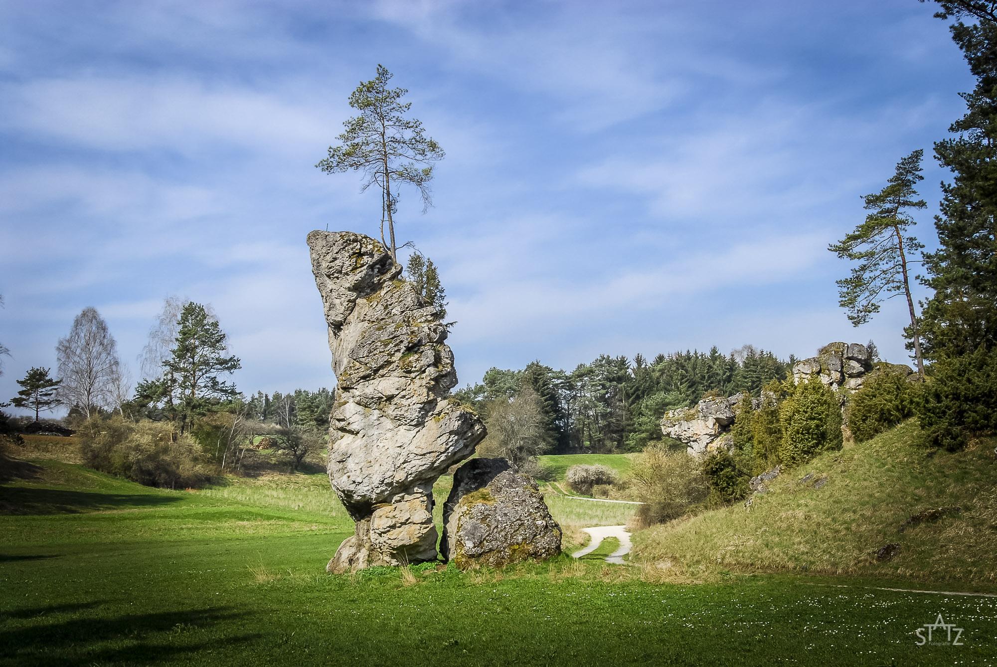 """4 Tage Fränkische Schweiz """"Basics & Landschaft"""""""
