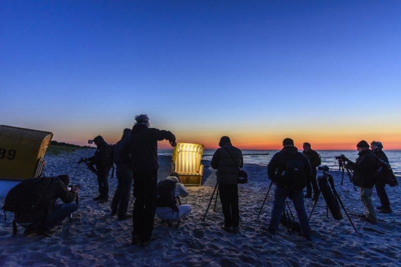 Olaf Meinhardt - Workshop mit Uwe Statz, magisches Licht